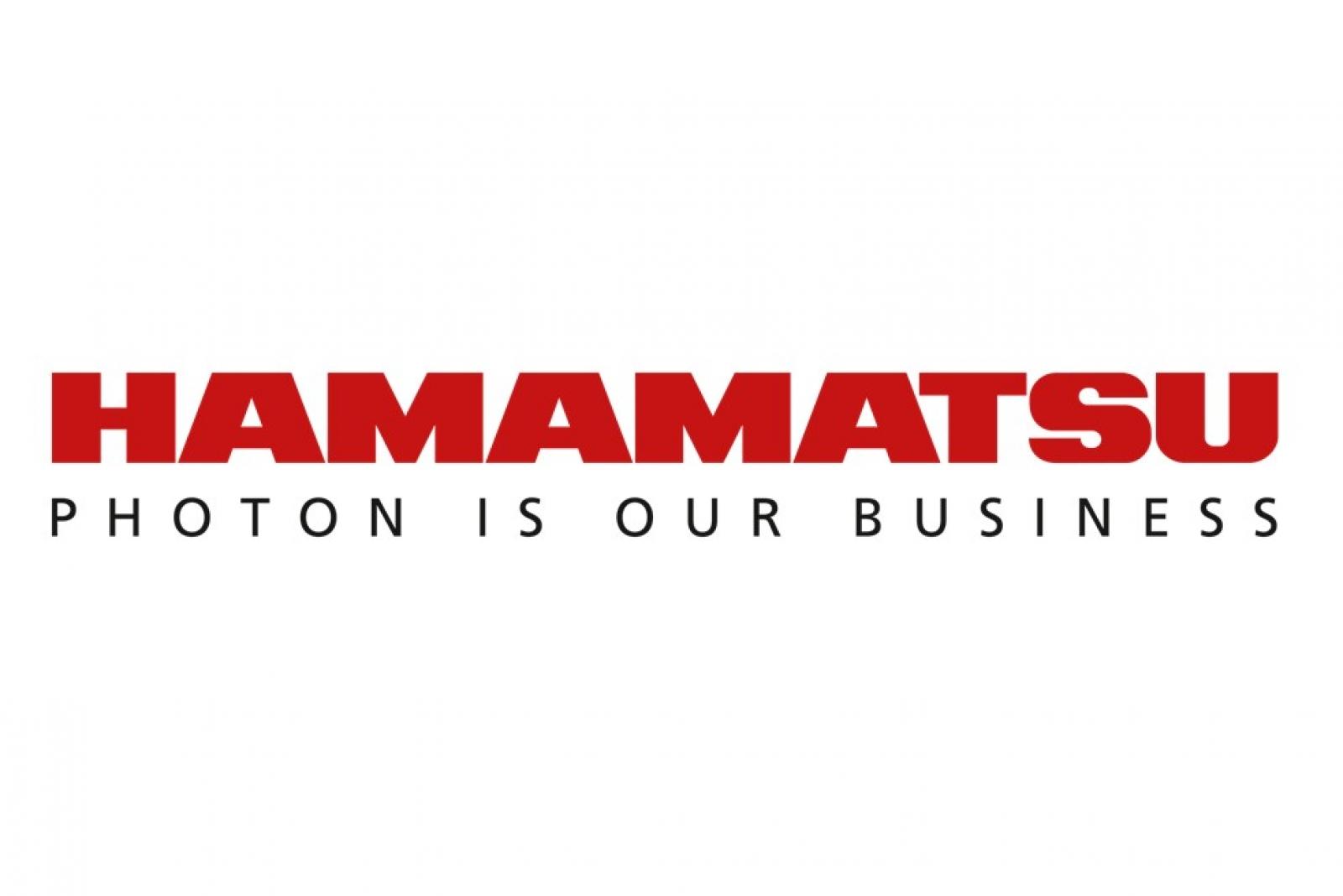 Hamamatsu Photonics sponsor